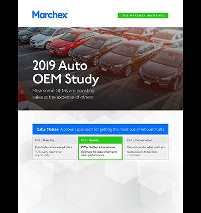 Auto OEM Study Part 2 Cover