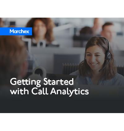 Call Analytics 101 Cover