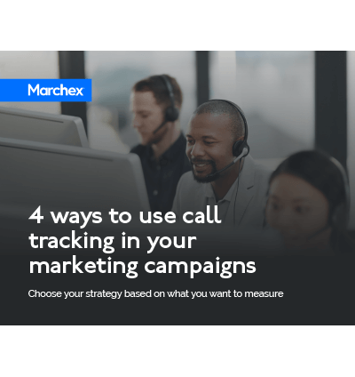 Call Tracking Strategies for Marketing Attribution Cover